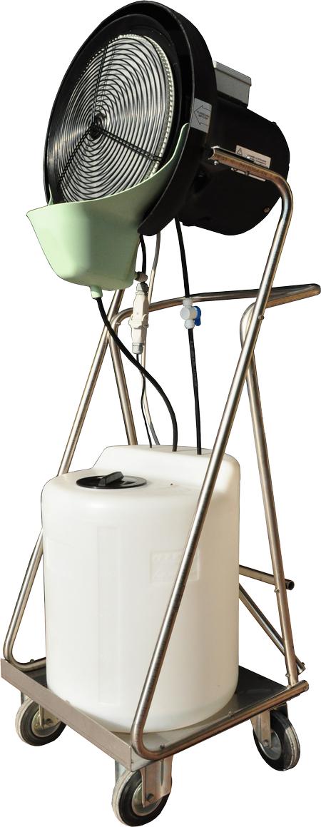 spr hnebel ventilator zur staubunterdr ckung rauch www. Black Bedroom Furniture Sets. Home Design Ideas