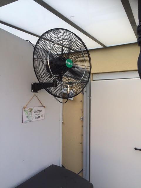 zerst ubungs ventilator 560mm rauch nebelsysteme rauch befeuchtungssysteme luftbefeuchtung. Black Bedroom Furniture Sets. Home Design Ideas